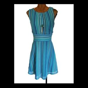 Dress Barn Mid Length Dress Size 16